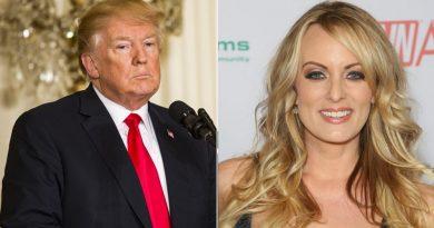 Atriz pornô perde na Justiça e terá que pagar quase 300 mil dólares a Trump