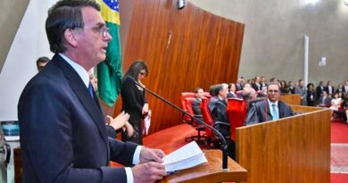 O discurso histórico de Bolsonaro na cerimônia de Diplomação