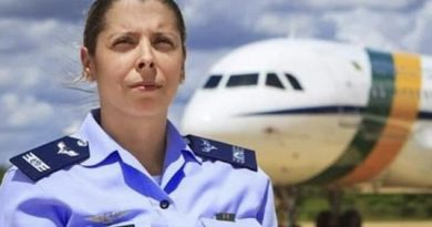 Capitã da FAB será piloto do avião presidencial de Bolsonaro