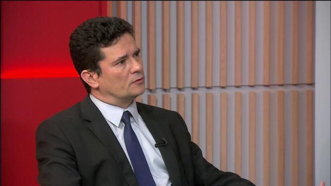 Sergio Moro quer separar presos por grau de periculosidade