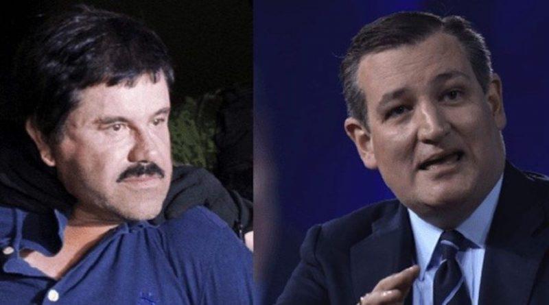 Senador americano quer pagar muro na fronteira com fortuna de 'El Chapo'