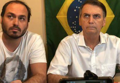 Astuto, Carlos desarmou a arapuca contra Jair Bolsonaro