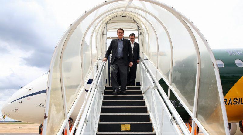 Bolsonaro nos EUA: Hospedado em local VIP e sem custos para os cofres públicos
