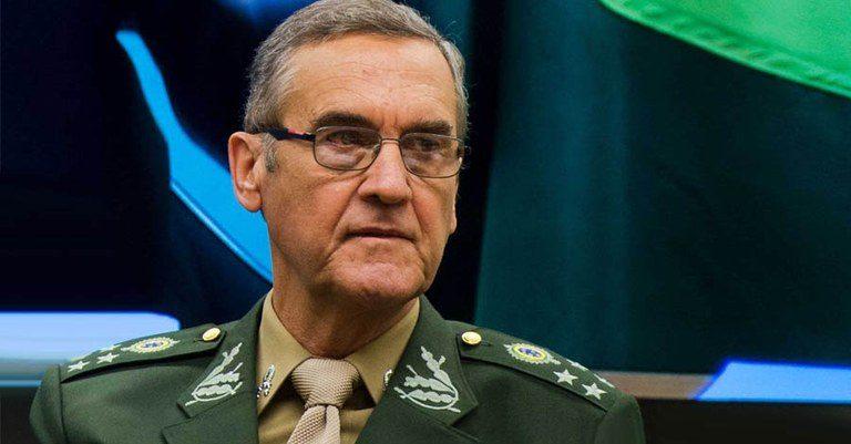 Estou preocupado', diz general Villas Bôas