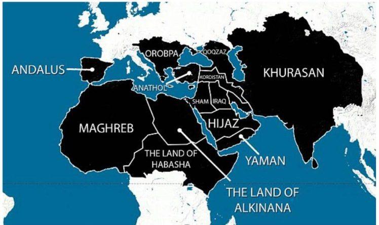 Estado Islâmico prevê controlar Portugal e Espanha até 2020