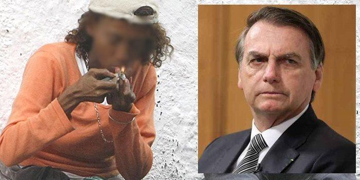 Bolsonaro sanciona lei que permite internação forçada de usuários de drogas
