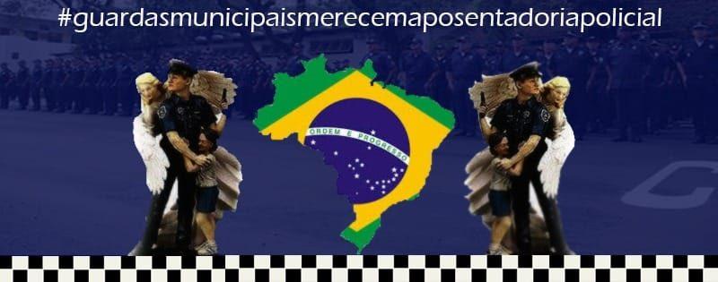APOSENTADORIA POLICIAL PARA AS GUARDAS MUNICIPAIS