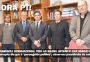 Moro recebe apoio da Transparência Internacional, referência mundial no combate à corrupção