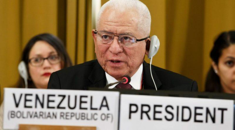 Piada.. Venezuela assume Conferência de Desarmamento da ONU