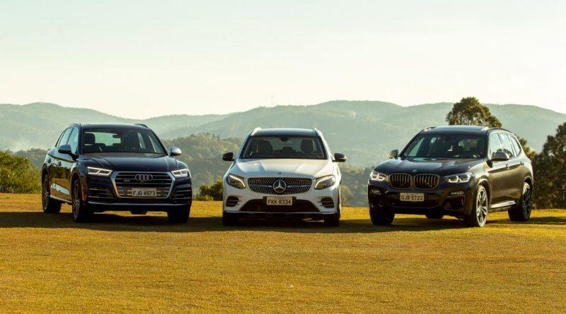 Carros de luxo têm nova marca na liderança