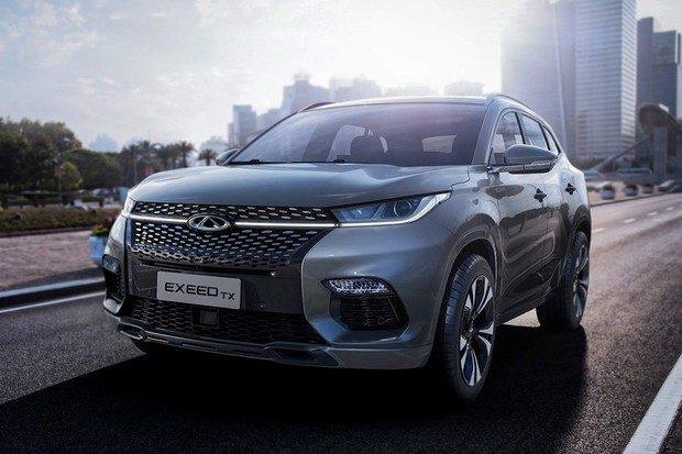A CAOA irá comercializar no Brasil carros de luxo da Exeed. O primeiro a chegar aqui será o TX