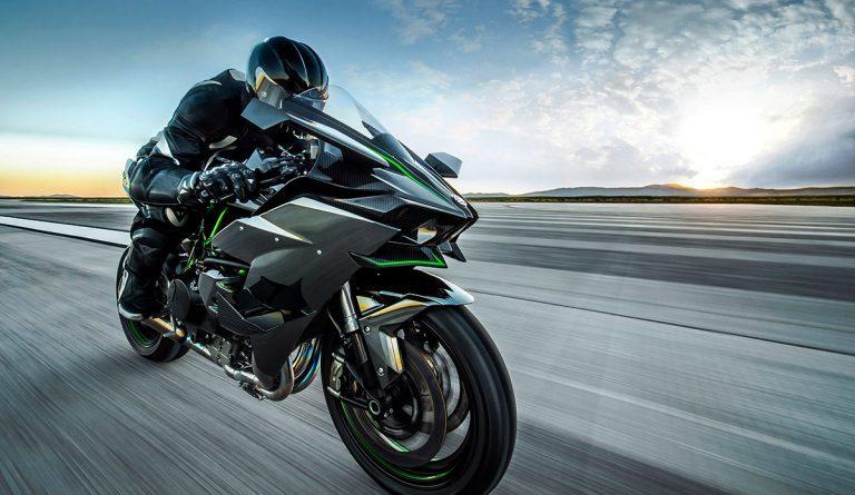 Confira as 5 motos mais potentes do mundo atualmente