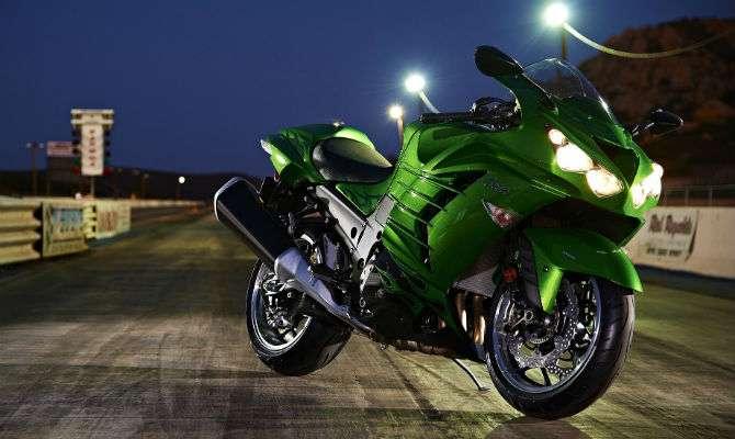 Conheça as dez motos mais potentes do Brasil