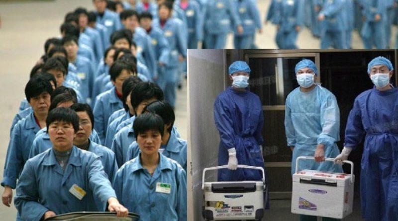 China mata cerca de 90 mil prisioneiros por ano para vender seus órgãos, diz tribunal