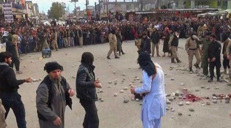 Mulher é estuprada e depois apedrejada até a morte por radicais islâmicos