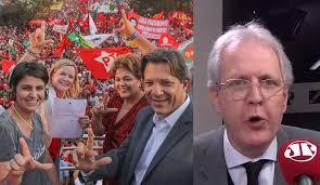 """O PT e a destruição da educação são pautas inseparáveis"""", afirma Augusto Nunes"""