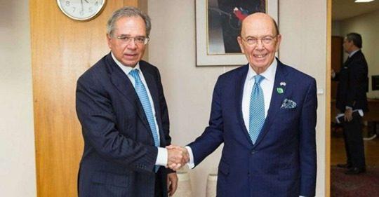 EUA e Brasil fecham parceria para investimentos em infraestrutura no país