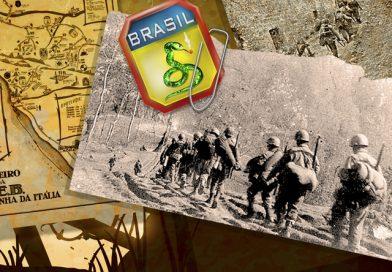 DESEMBARQUE DA FORÇA EXPEDICIONÁRIA BRASILEIRA EM SOLO ITALIANO