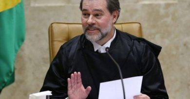 Reputação internacional do Brasil afetada' após decisão de Toffoli sobre Coaf