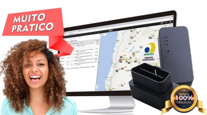 Rastreador GPS Sem Mensalidades