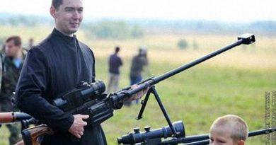 O Banco do Vaticano é o principal acionista da maior indústria de armamentos do mundo, a Pietro Beretta