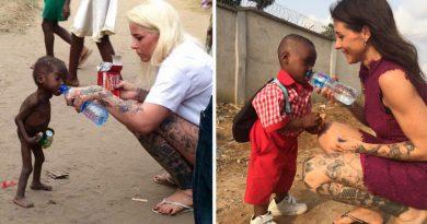 O primeiro dia de aula do menino desnutrido que foi resgatado há um ano