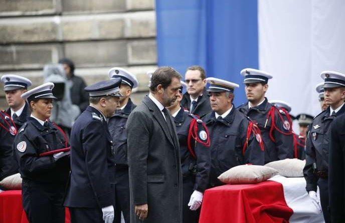 AGENTE DO GOVERNO FRANCÊS MATA 4 POLICIAIS EM PARIS