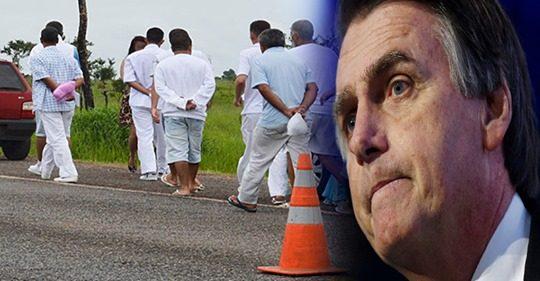 """Bolsonaro defende o fim dos """"saidões"""" de presidiários: """"Só se for de uma cela para outra"""""""