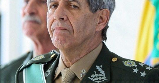 General Heleno solta o verbo: Lula deveria ficar em prisão perpétua