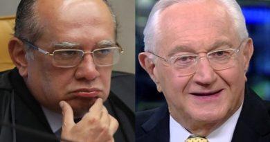 Boris Casoy abre as contas de Gilmar Mendes: e elas não fecham!