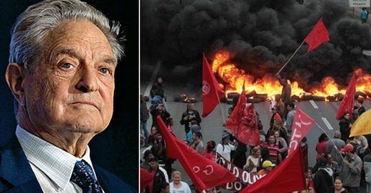 Soros: O homem que financia a esquerda sangrenta mundo afora