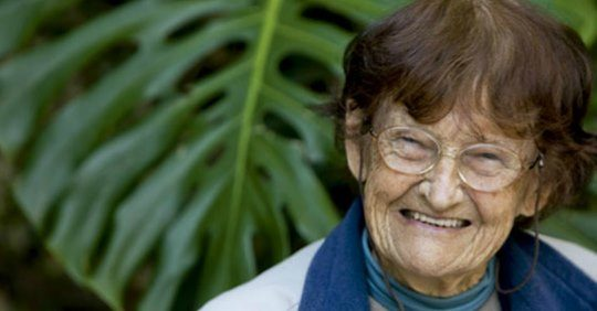 Aos 92 anos, brasileira recebeu o principal prêmio de agricultura orgânica mundial