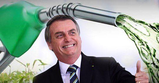 Chineses mostram interesse em etanol brasileiro e setor pode viver um 'boom' com Bolsonaro
