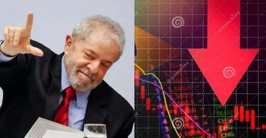 Bolsa tem forte queda e dólar dispara após decisão do STF