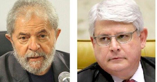"""Rodrigo Janot diz que """"Lula é o chefe de todos os esquemas de corrupção"""""""