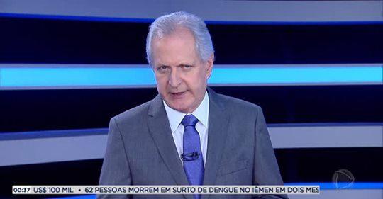 """Augusto Nunes: """"Quem Dias Toffoli pensa que é?"""""""