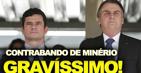 Bolsonaro DENUNCIA contrabando de OURO E DIAMANTE na Amazônia