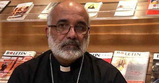 """Venezuela é """"um campo de concentração"""", afirma Bispo"""