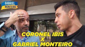 GABRIEL MONTEIRO QUESTIONA CORONEL PM DO PSOL