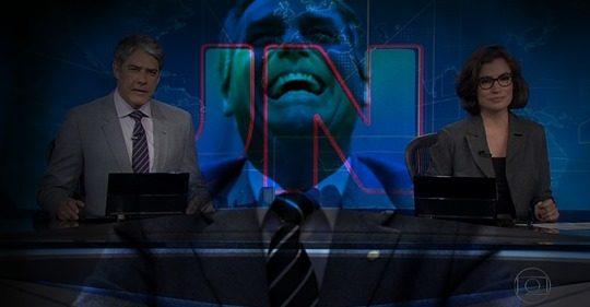 Jornal Nacional é obrigado a mostrar o crescimento do Brasil
