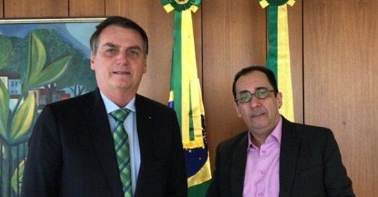 Bolsonaro vai criar rede nacional de hospitais para diabéticos. Projeto é de Kajuru