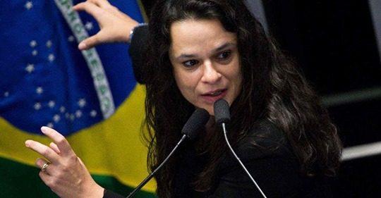 """""""Justiça e Segurança precisam andar juntas"""", diz Janaina"""