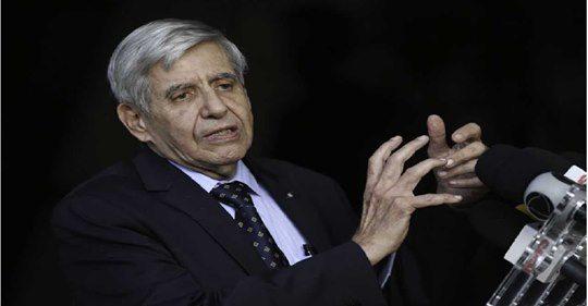 """""""Quem cuida da Amazônia brasileira é o Brasil"""" diz General Heleno"""