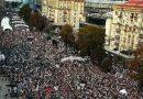 Mais de 500 mil cristãos se reúnem para louvar a Deus na Ucrânia