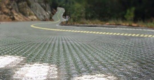 Cimento com vida útil de 100 anos emite luz e pode iluminar estradas