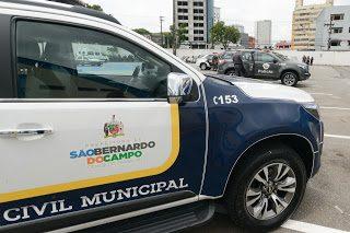 Forças policiais deflagram 2ª Operação São Bernardo Mais Segura com foco no combate à criminalidade