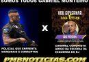 Nós apoiamos o Gabriel Monteiro