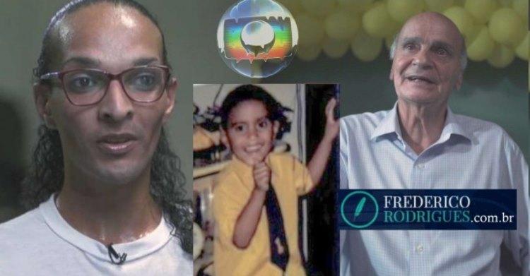 O Cinismo doentio da Globo para romantizar o crime – Preso Trans estuprou e matou garoto de 9 anos