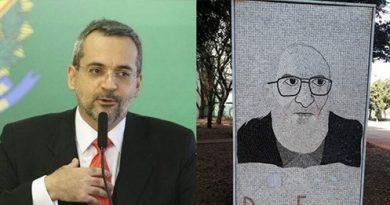 Paulo Freire representa fracasso da educação esquerdista', diz Weintraub