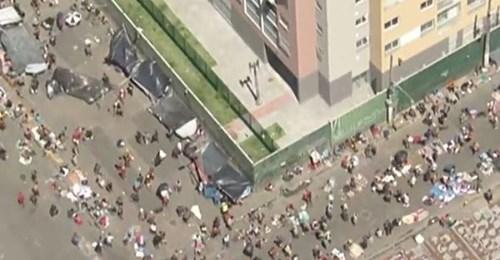 Justiça de SP nega pedido do MP para esvaziamento da Cracolândia